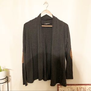 Altar'd State cardigan with elbow pads small